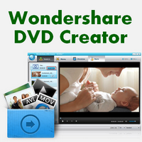 Wondershare DVD Creator :