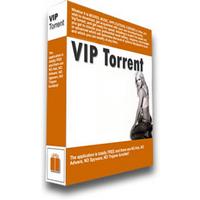 VIP Torrent (โปรแกรมโหลดบิท VIP Torrent)