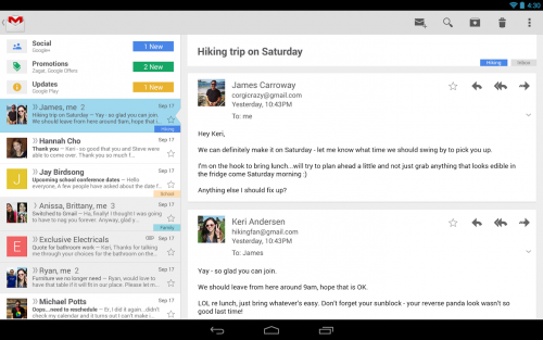 how to delete an entire inbox in gmail