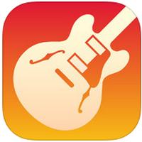 GarageBand (App เล่นดนตรี สร้างวงดนตรี เองบน iPad)