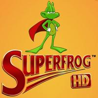 Superfrog HD (เกมส์เจ้าชายกบ Superfrog ในรูปแบบ HD)