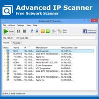 Advanced IP Scanner (โปรแกรมค้นหา IP Address เครื่องคอมพิวเตอร์)