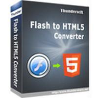 ThunderSoft Flash to HTML5 Converter