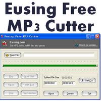 Eusing Free MP3 Cutter (โปรแกรมตัดเพลง MP3 ฟรี)