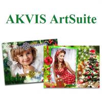 AKVIS ArtSuite (โปรแกรม ArtSuite ทำรูปสวย ทำแสตมป์)