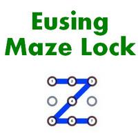Eusing Maze Lock (โปรแกรม Eusing Maze ล็อคหน้าจอ)