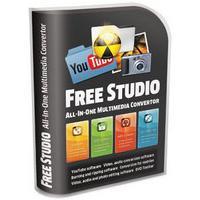 Free Studio (ตัดต่อไฟล์วีดีโอ แปลงไฟล์ ไรท์แผ่น ในตัวเดียว)