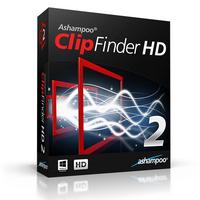 Ashampoo ClipFinder HD (โปรแกรมค้นหาคลิปวีดีโอ 12 เว็บใหญ่)