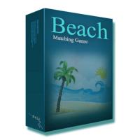 Beach Matching Game (เกมส์ Beach Matching จับคู่)