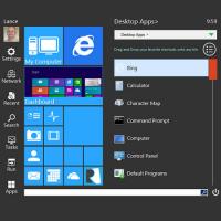 Start Menu 8 (โปรแกรมเพิ่ม Start Menu Windows 8)