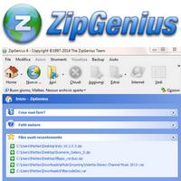 ZipGenius (โปรแกรม ZipGenius บีบอัดไฟล์ สารพัดประโยชน์)