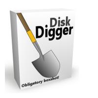 DiskDigger (โปรแกรม DiskDigger กู้ไฟล์ ข้อมูลที่หายไป ถูกลบไป)