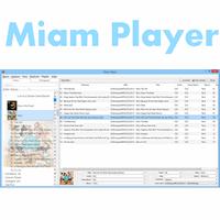 Miam Player (โปรแกรม Miam Player ฟังเพลง MP3)