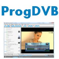 ProgDVB (โปรแกรม ProgDVB ดูหนัง ฟังเพลง ฟังวิทยุออนไลน์)