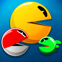 PAC MAN Friends (App เกมส์แพคแมนและผองเพื่อน) :