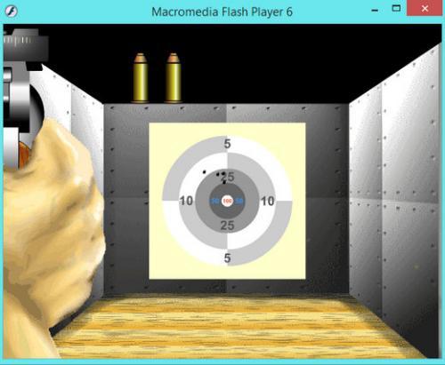เกมส์ฝึกยิงปืน Target Shooting Game