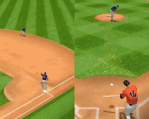 เกมส์ตีเบสบอล Tap Sports Baseball