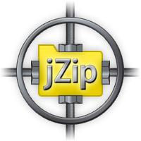 jZip (โปรแกรมเปิดไฟล์ Zip บีบอัดไฟล์ jZip)
