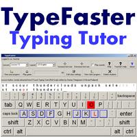 TypeFaster Typing Tutor (โปรแกรมพิมพ์ดีด เพิ่มทักษะการพิมพ์)