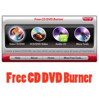 Free CD DVD Burner (โปรแกรม Free CD DVD Burner เบิร์นแผ่น)