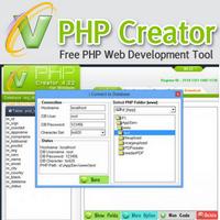 PHP Creator (โปรแกรมช่วยสร้าง เขียนโค้ด PHP)