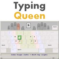TypingQueen Typing Tutor (โปรแกรม TypingQueen หัดพิมพ์ดีด)