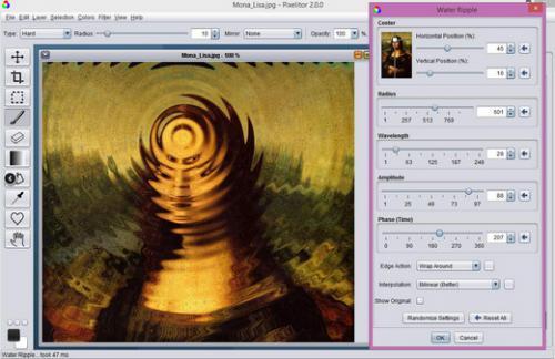 Pixelitor (โปรแกรม Pixelitor แต่งรูป ครอปรูป สารพัดประโยชน์) :