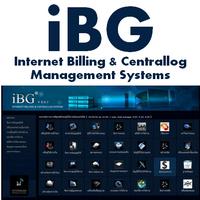 iBG Software WiFi Hotspot (จัดการอินเตอร์เน็ตในหอพัก คอนโด โรงเรียน)