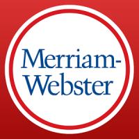 Merriam Webster Dictionary (App ค้นหาศัพท์อังกฤษ)