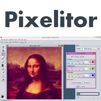 Pixelitor (โปรแกรม Pixelitor แต่งรูป ครอปรูป สารพัดประโยชน์)