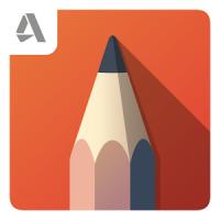 Autodesk SketchBook (App วาดภาพระบายสี)