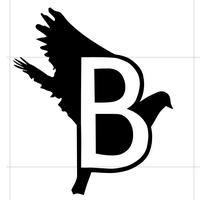 BirdFont (โปรแกรม BirdFont ออกแบบฟอนต์)