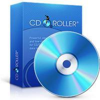 CDRoller (โปรแกรม CDRoller กู้ข้อมูลบนแผ่น CD แผ่น DVD)