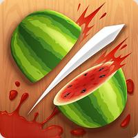 Fruit Ninja Free (App เกมส์ฟรุ๊ตนินจาฟันผลไม้ฟรี)
