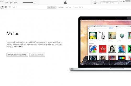 โปรแกรม iTunes
