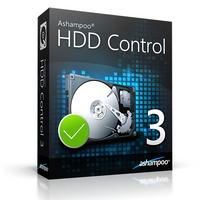 Ashampoo HDD Control (โปรแกรมดูแล เพิ่มประสิทธิภาพ HDD) :