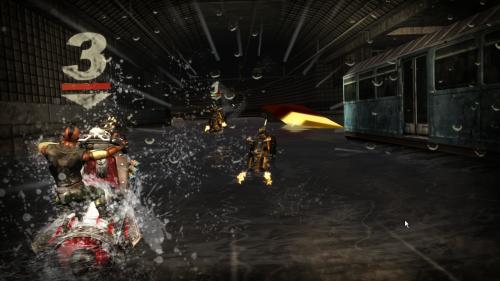 Hydro Storm 2 (App เกมส์ Hydro Storm 2 แข่งเจ็ทสกียิงปืนสุดโหด) :