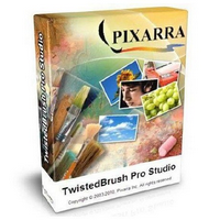 TwistedBrush Open Studio (โปรแกรม TwistedBrush วาดรูปดิจิตอล)