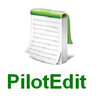 PilotEdit (โปรแกรม PilotEdit แก้ไขโค้ดเขียนโปรแกรม)