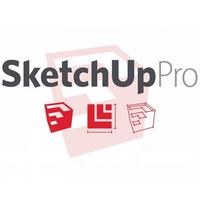 Trimble SketchUp Pro (โปรแกรมออกแบบบ้าน ออกแบบภาพ 3 มิติ)