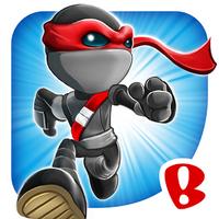 NinJump Dash (App เกมส์นินจาวิ่งแข่งตะลุยด่าน)