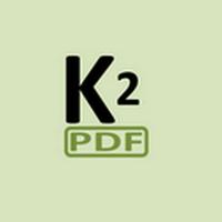 K2pdfopt (โปรแกรม จัดการไฟล์ PDF ไฟล์เอกสาร บนมือถือ)