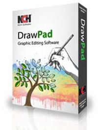 DrawPad Graphics Editor (โปรแกรม วาดรูปกราฟฟิก อย่างง่าย) :