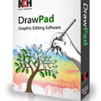DrawPad Graphics Editor (โปรแกรม วาดรูปกราฟฟิก อย่างง่าย)