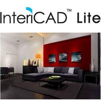 InteriCAD Lite (โปรแกรมออกแบบภายในอาคาร ตกแต่งภายใน)