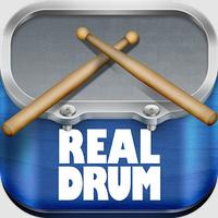Real Drum (App เครื่องดนตรี กลองชุดเสียงแน่น ฟรี)