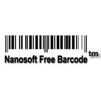Nanosoft Free Barcode (โปรแกรมพิมพ์บาร์โค้ดฟรี)
