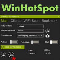 Winhotspot WiFi Router (โปรแกรม Winhotspot แชร์อินเตอร์เน็ตฟรี)