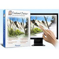 Freehand Painter (โปรแกรม Freehand Painter วาดรูปด้วยนิ้วมือแบบอิสระ)