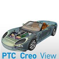 PTC Creo View Express (โปรแกรม ดูรูปสามมิติ อย่างเจาะลึก)